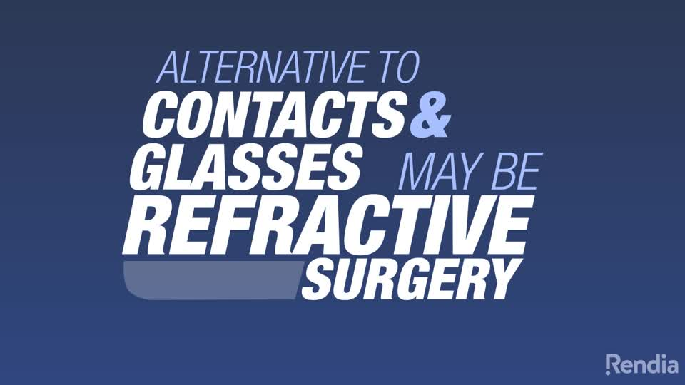 Rendia | What is Refractive Surgery